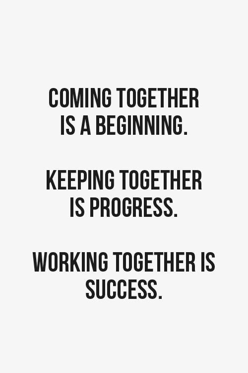 Best Teamwork Quotes Inspirational Joblovingcom Your Number One