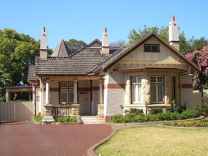 'St Ellero' 5 Appian Way Burwood, New South Wales