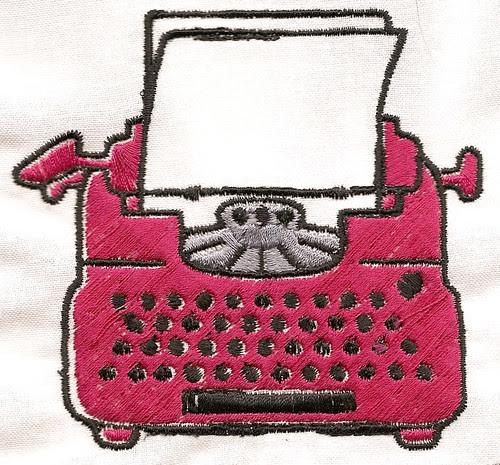 sexy librarians typewriter