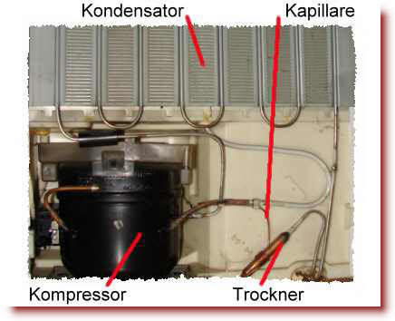 Aufbau Eines Kühlschrank Kompressors : Aufbau kühlschrank qualität kühlschranke kaufen mit ohne