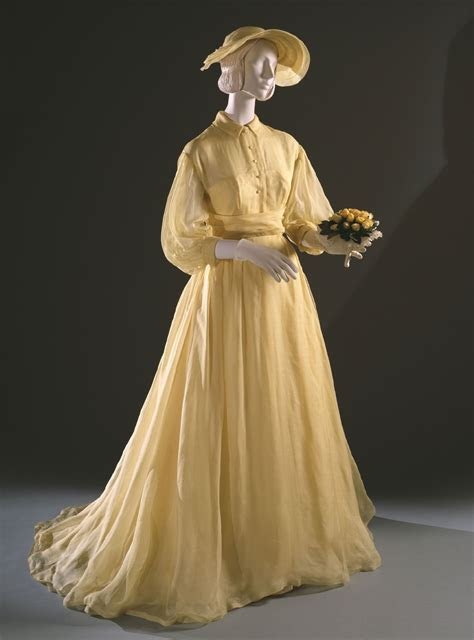 Bridesmaid's Dress and Petticoat Worn at Grace Kelly's