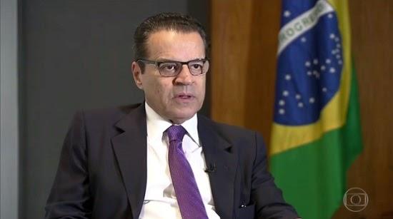 Henrique Alves não está morto.