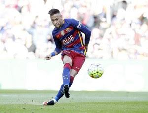 Neymar Barcelona x Getafe