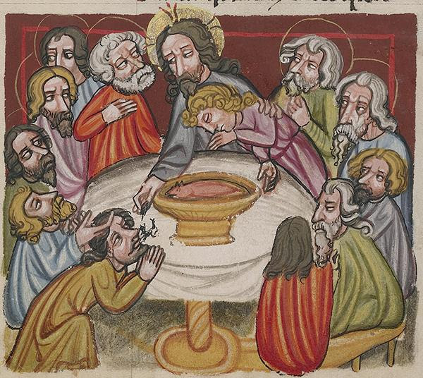 7 Things To Look For In Paintings Of The Last Supper The Getty Iris