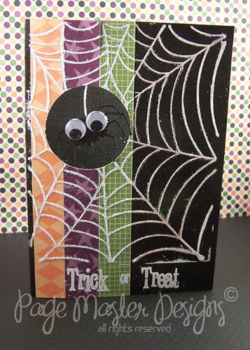 spider trick or treat