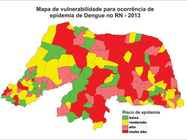 Papa da dengue mostra riscos da doença no RN (Foto: Sesap/Divulgação)