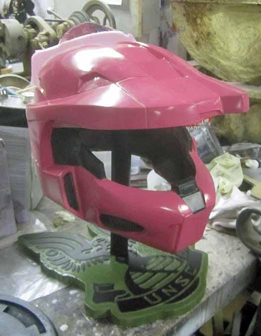 Helmet Stand UNSC