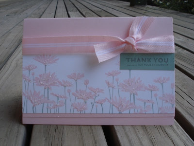 Pink pirouette, sage upsy daisy
