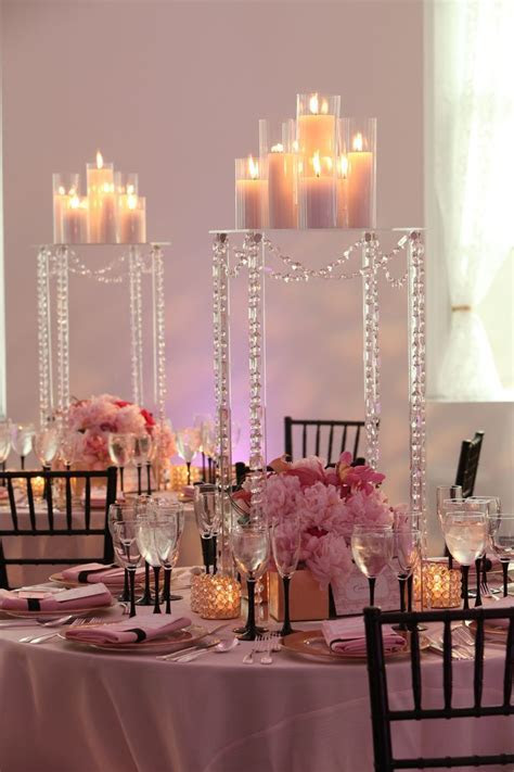 25  cute Crystal centerpieces ideas on Pinterest   Crystal