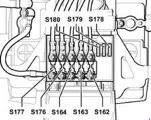 Volkswagen Golf 1999 2006 Fuse Box Diagram Auto Genius
