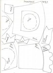 molde painel castelo princesa EVA festa aniversario sala de aula quarto meninas eva 7 (5)