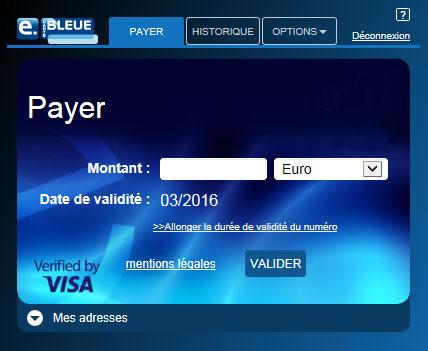 E Carte Bleue Caisse Depargne Portail Dinformation