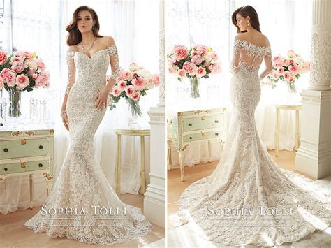 The 25 Most Popular Wedding Gowns of 2016   BridalGuide