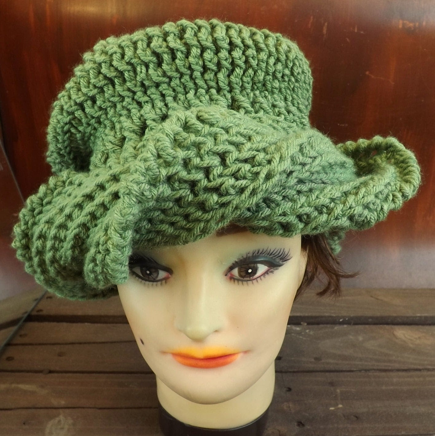 Unique Etsy Crochet and Knit Hats and Patterns Blog by ...