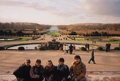 Garden di Chateau de Versailles, France
