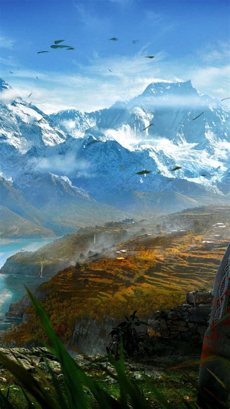 wallpaper  cry  game open world adventure games