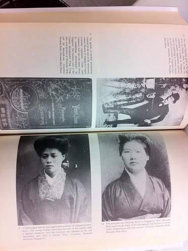 Old photos of Karayuki-san