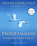 Programming: Principles and Practice Using C++ (2nd Edition) Kindle Edition