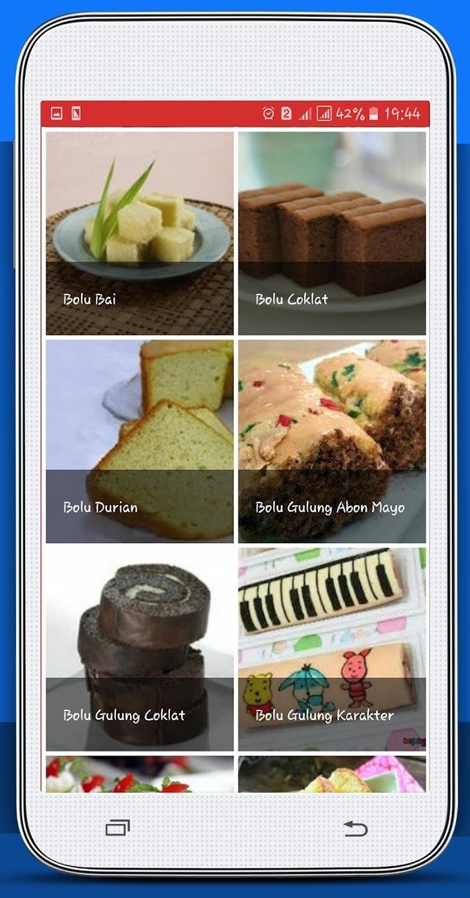 Buku Resep Kue Tradisional for Android - APK Download[