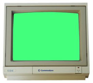 test-commodore-amiga-pantalla-verde-claro