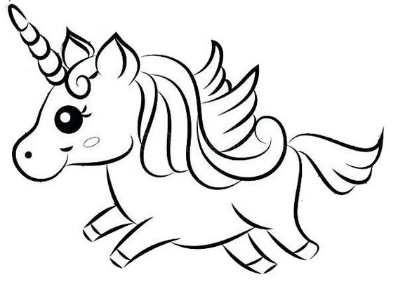 Top 21 Baby Unicorn Coloring Page - Home, Family, Style ...
