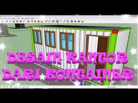 blog andi_layau: desain 3d kantor project dari kontainer