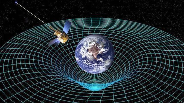 Einstein acierta otra vez: la gravedad terrestre deforma el espacio y el tiempo