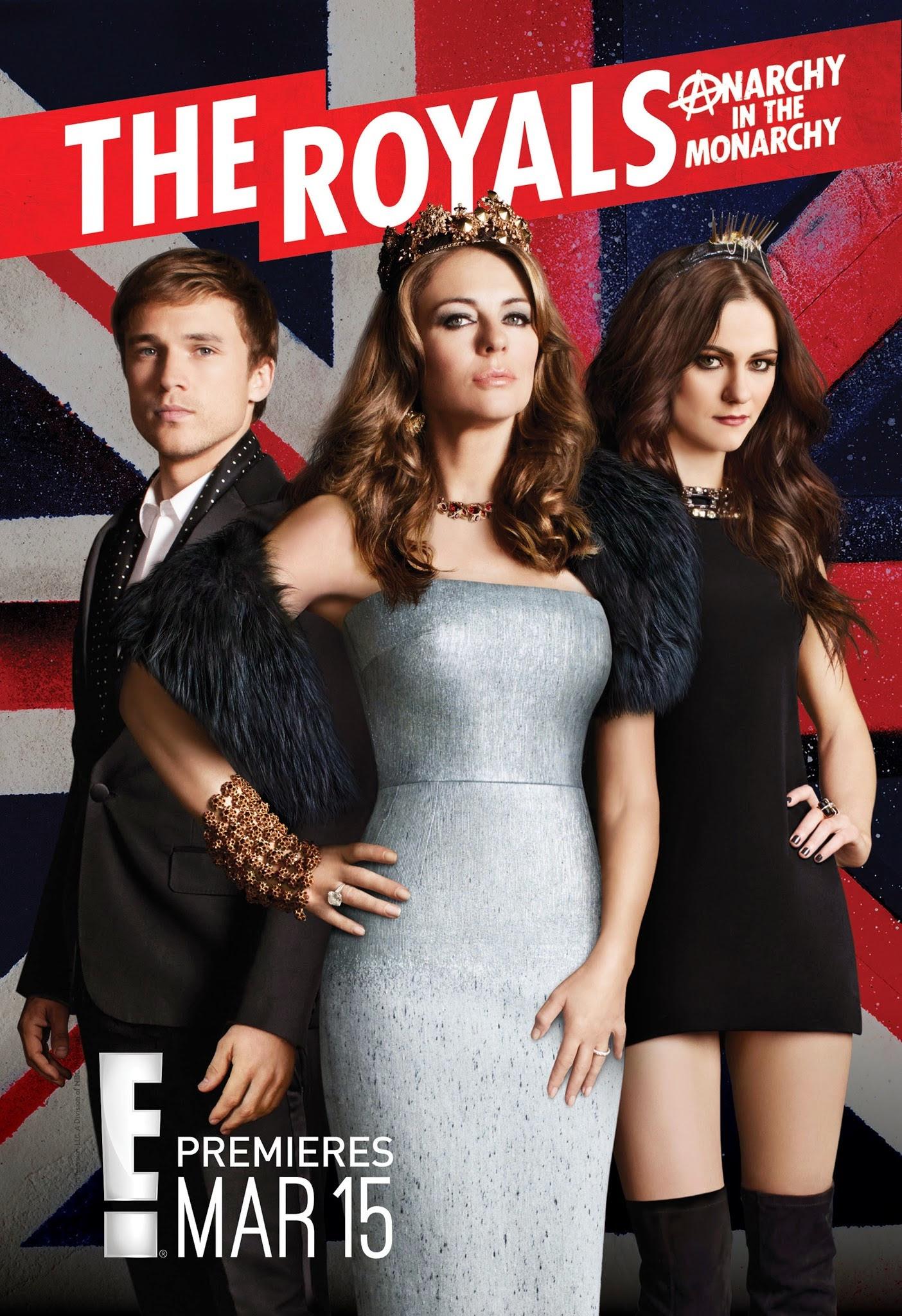 Resultado de imagen de the royals poster