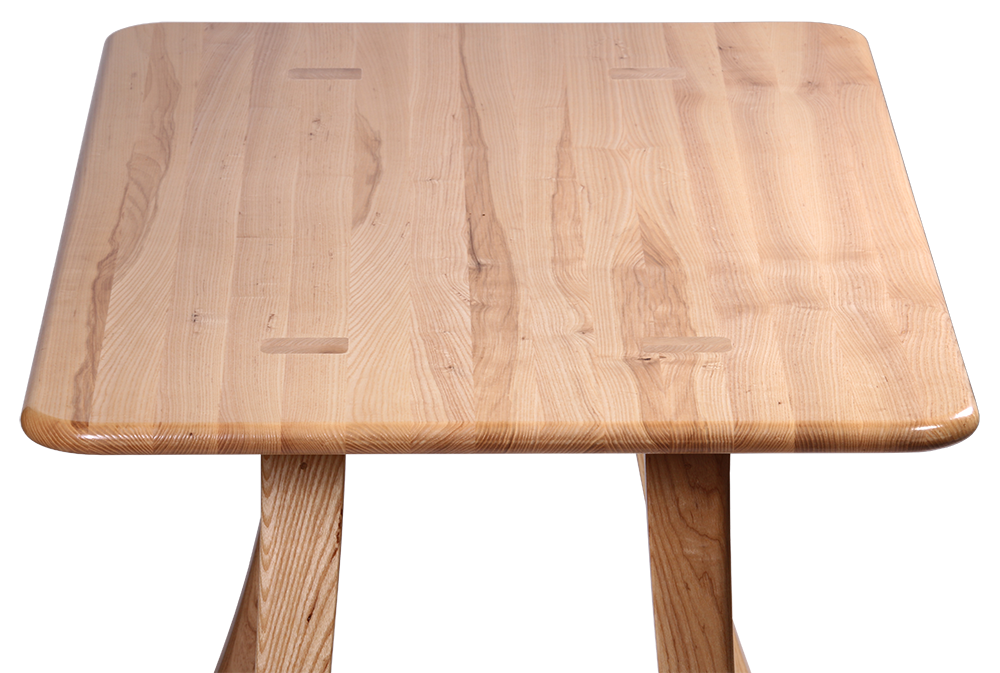 Loft Dining Table, Ash  Caretta Workspace