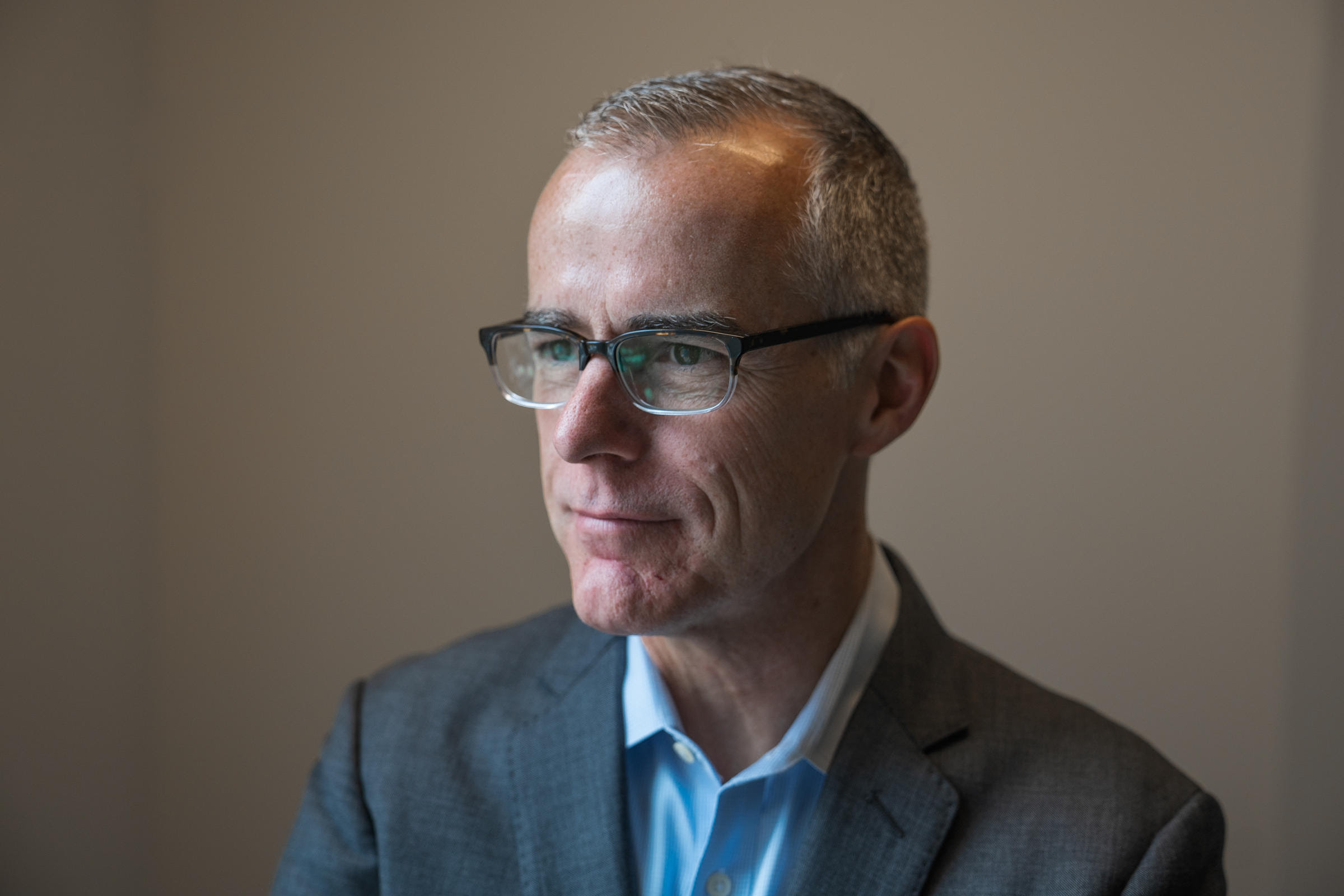Image result for Andrew McCabe, Ex-FBI Deputy, Describes 'Remarkable' Number Of Trump-Russia Contacts