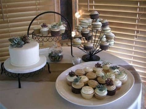 Benefits Of A Cake And Punch Wedding Reception   Inspired