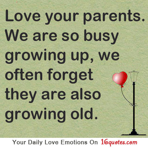 Images Of Quotes About Parents Love Spacehero