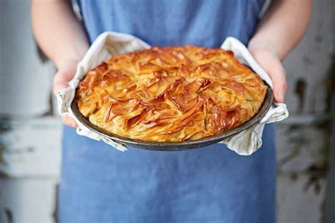 apple crumble pie jamie oliver