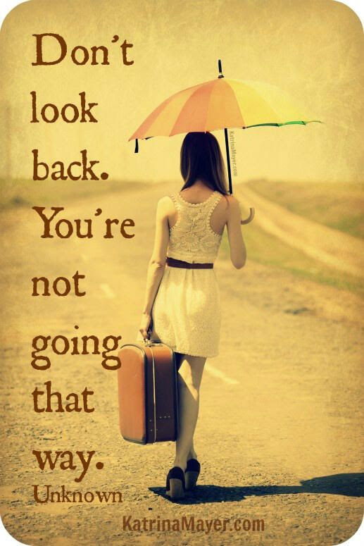 Quotes About Looking Back