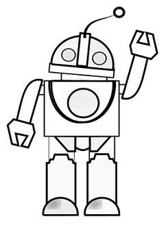 Goedkope potten en pannen: Robot mont noir