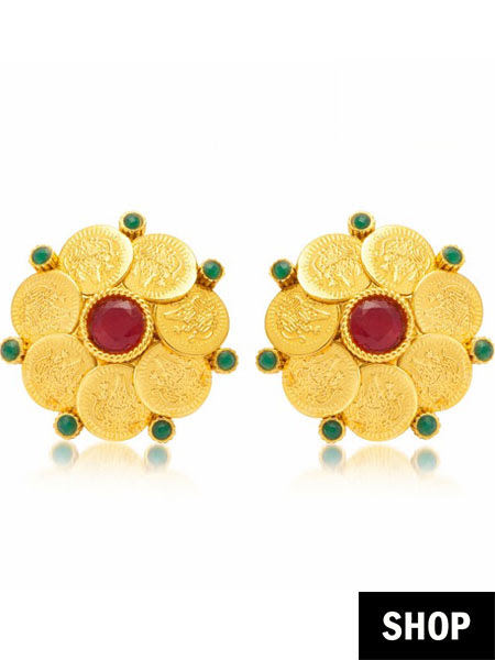 12 Types Of Indian Earrings Every Woman Needs To Stock Up On The