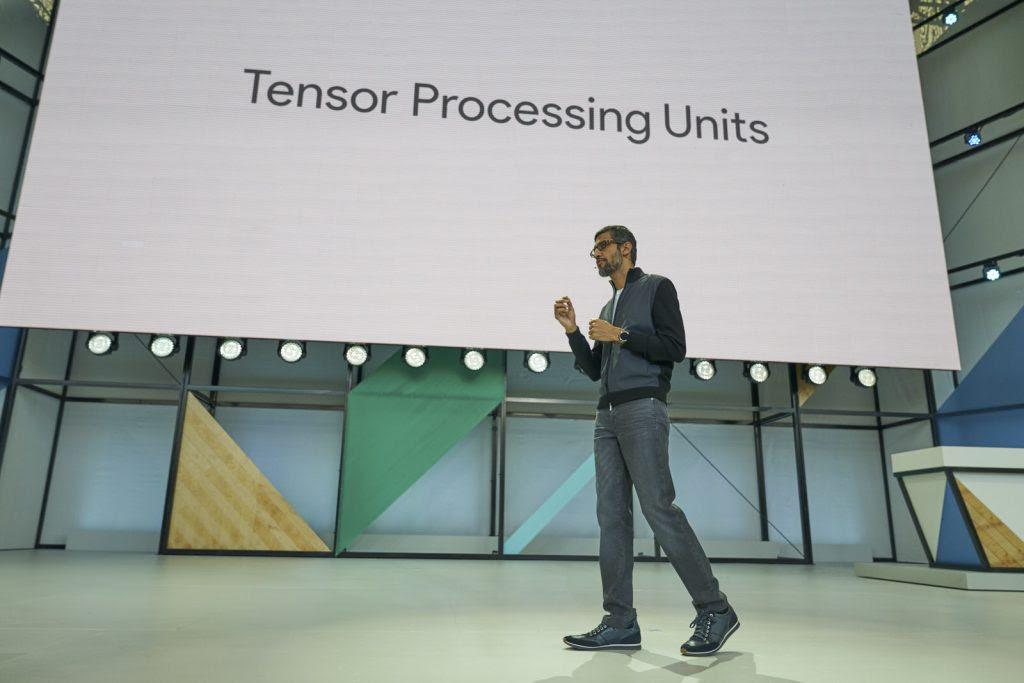Resultado de imagen de Google centra su estrategia en TensorFlow