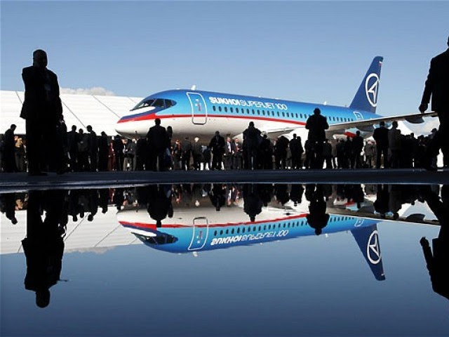 Sukhoi Superjet 100 (Picture)