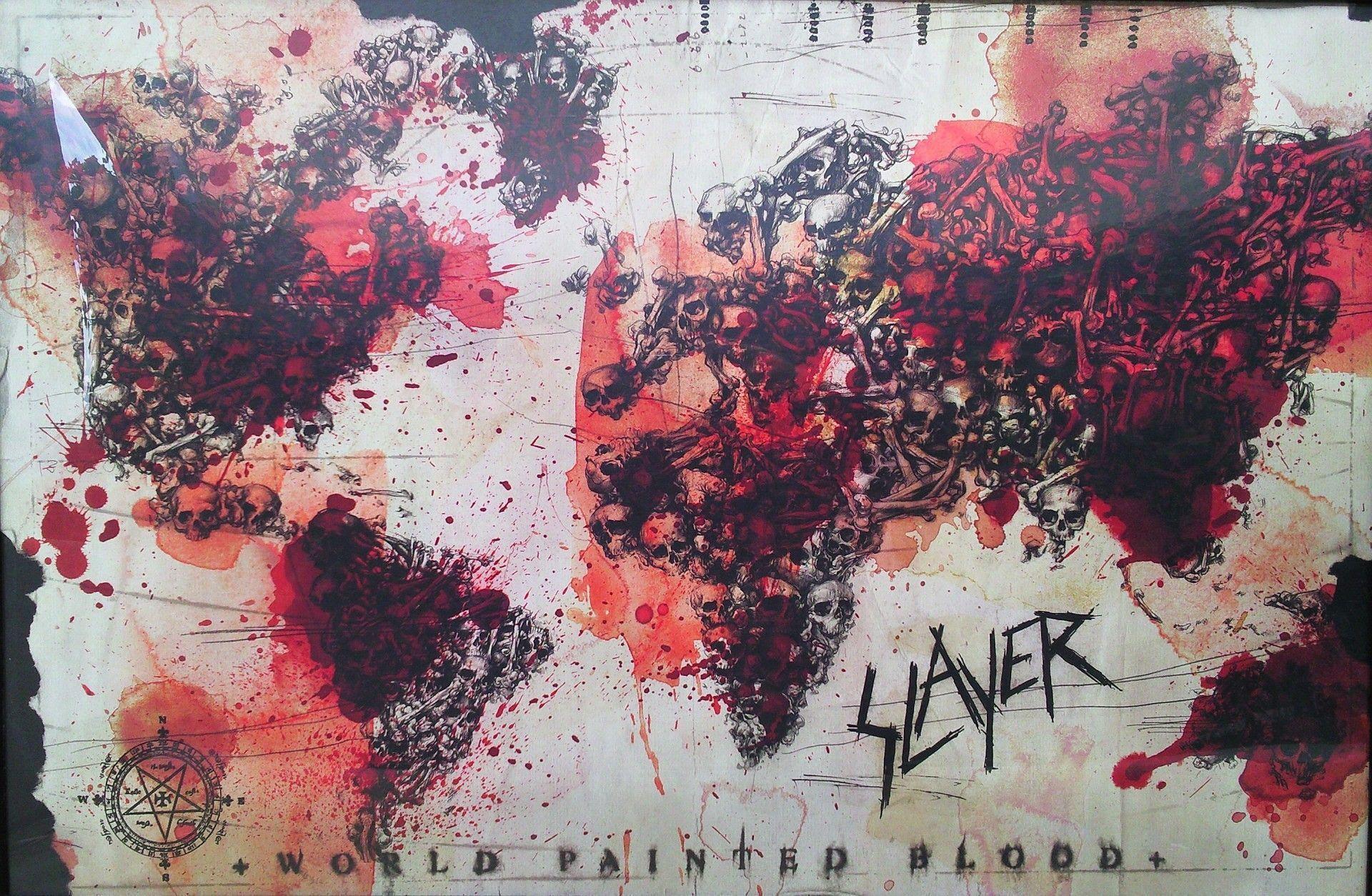 Slayer Wallpapers - Wallpaper Cave