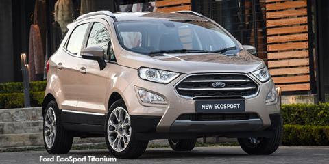 New Ford Ecosport 10t Titanium With Up To R 33600 Discount