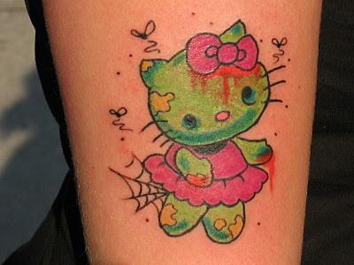 Dreams My friend's tattoos. sent