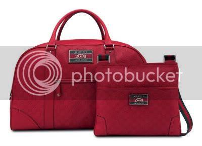 Gucci '8-8-2008 Limited Edition',La Pelle Guccissima, a 2-piece luggage