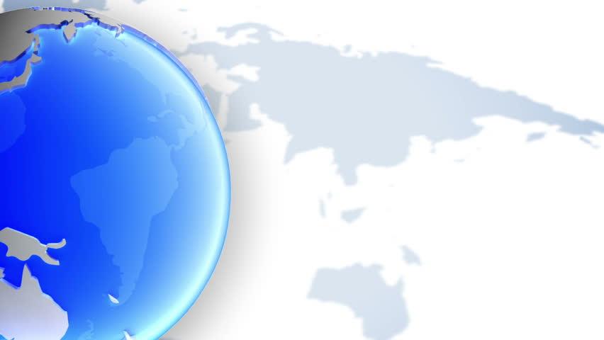 World Globe Video Background. Loop. Stock Footage Video 6249980 - Shutterstock