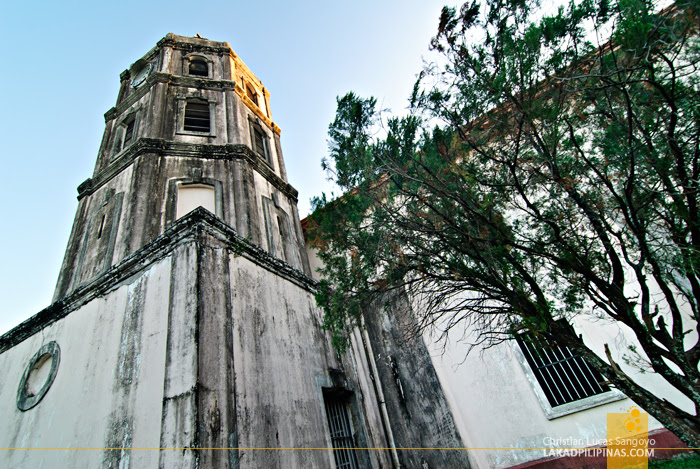 Betis Church Belfry in Guagua, Pampanga