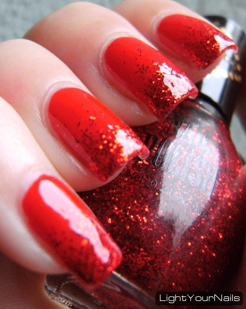 H&M duo Super Red & Super Glitter