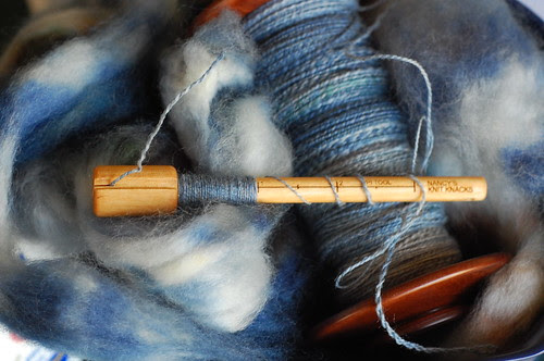Cabled sock yarn-to be