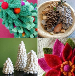 Image of Felt & Stitch Holiday III: Online Workshop 10/18-11/12