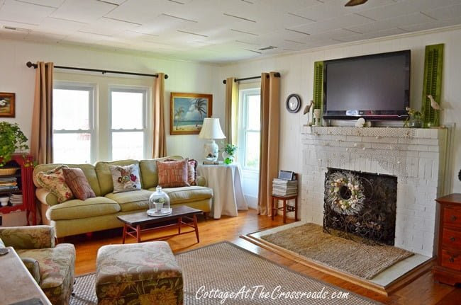 living room | Cottage at the Crossroads