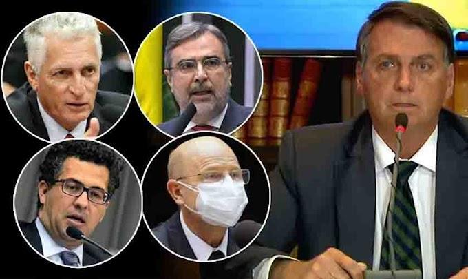 Deputados do PT acionam STF contra Bolsonaro por uso indevido da TV Brasil