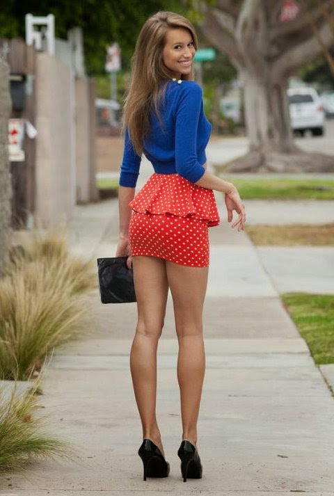 Teens Stories What Do You Think Of Girls Who Wear Extremely Short Skirts